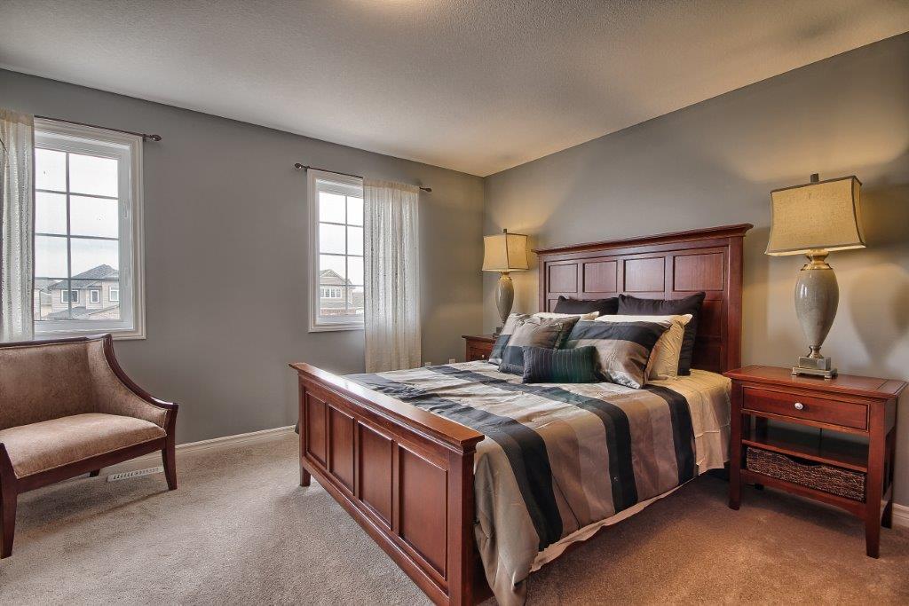 Master Bedroom in Ironstone Condo London