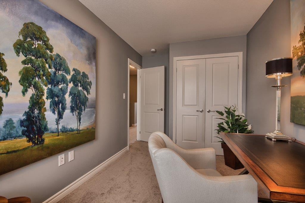 Home Office in Ironstone Condo London