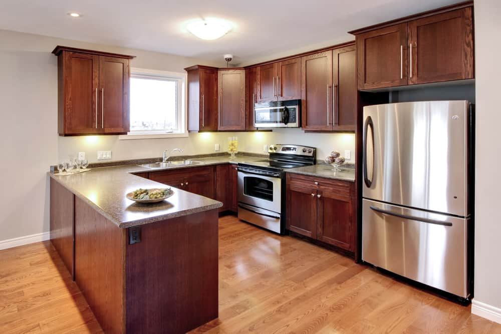 Ironstone Condo Kitchen