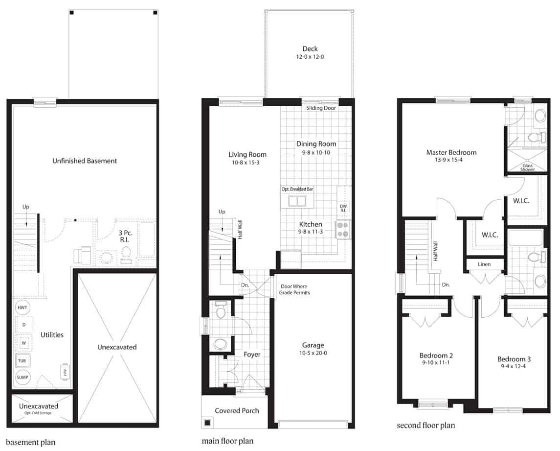 laurel oak floorplan