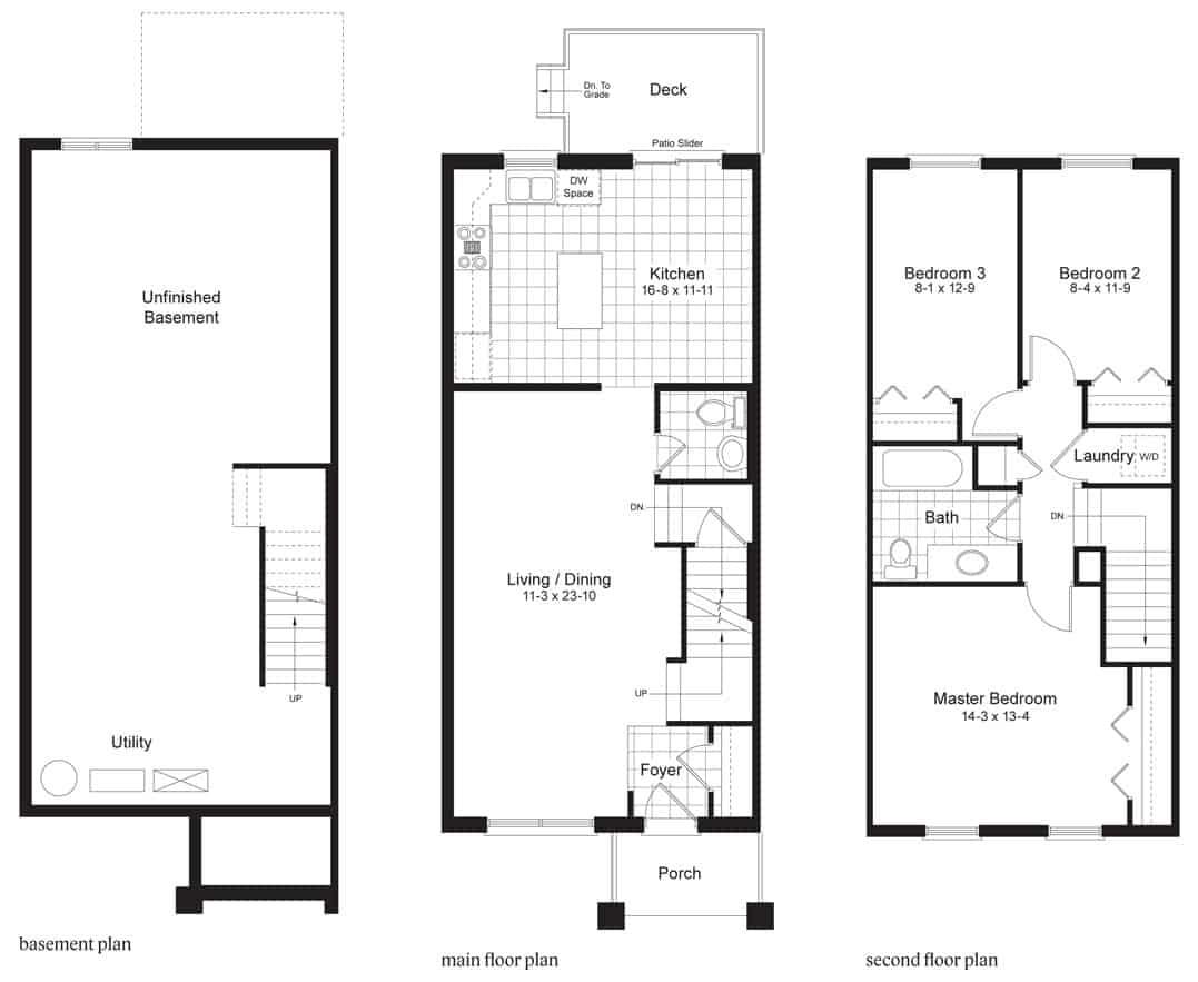 spruce floorplan