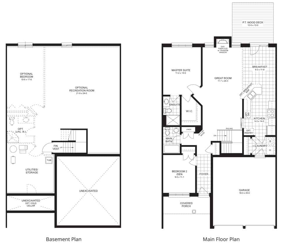 stratton floorplan
