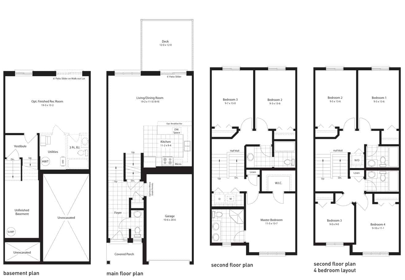 valley floorplan