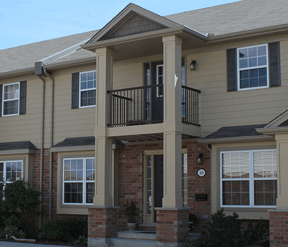 Woodvale Apartments: 1 & 2 Storey Townhomes In London Ontario