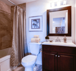 Image of Newly Built Bathroom in London Ontario