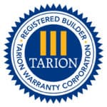 tarion ironstone building company