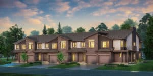 Rendering of 2 Storey Back to Back New Condos in London Ontario