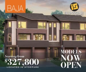 Photo of New Town Homes in London Ontario
