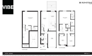 VIBE LUNA Floor Plan Drawings