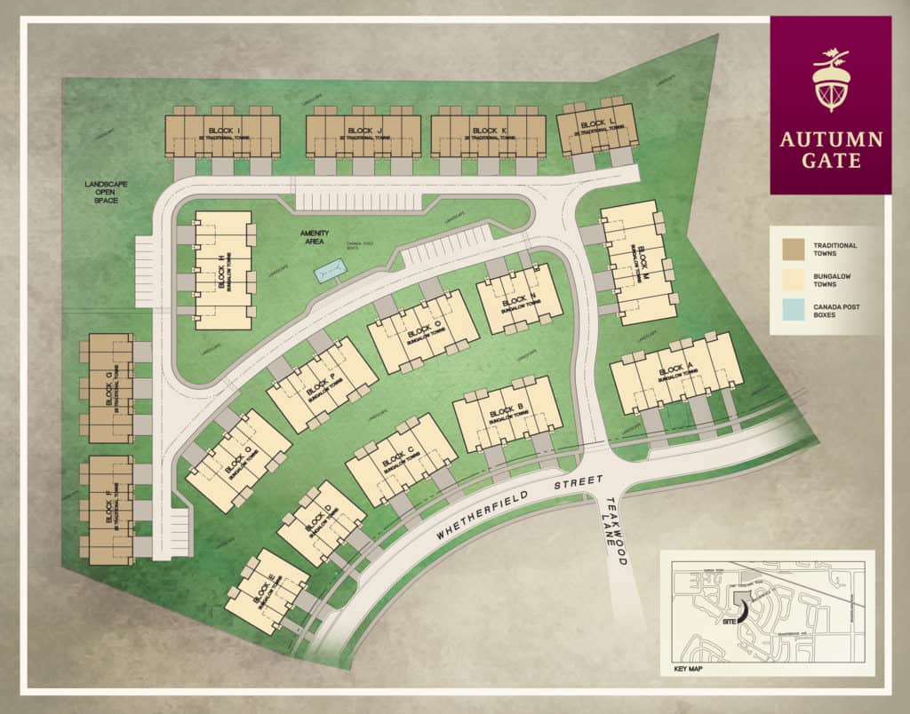 Autumn Gate Townhomes in London Ontario