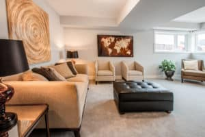 CABO Townhome Basement
