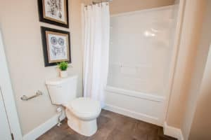 LUNA New Townhome Bathroom