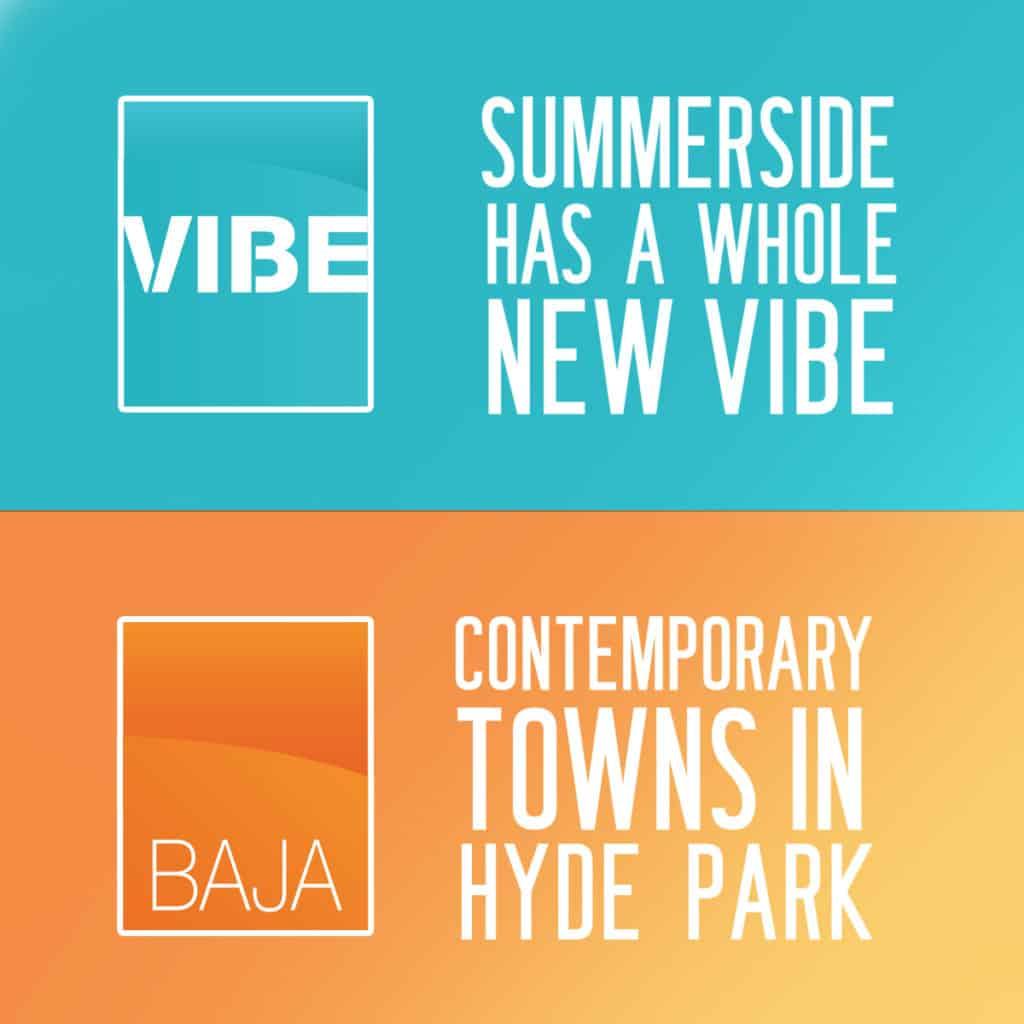 VIBE & BAJA Town Homes in London