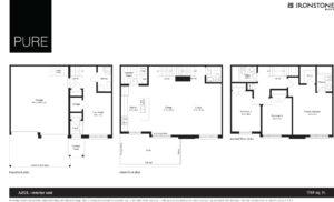 Azul - Interior Floor Plan